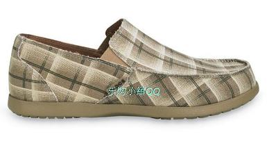 ครอส santa cruz plaid