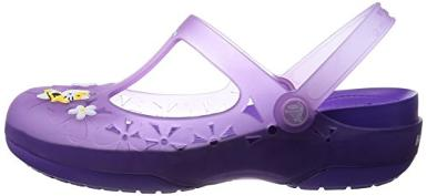 crocs mary jane flower hello kitty