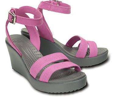 Crocs leigh wedge