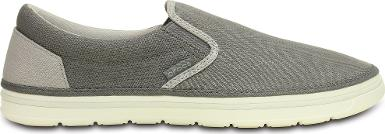 crocs norlin canvas slip-on