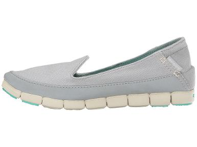 Crocs Women's Stretch Sole Skimmer Loafers