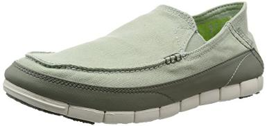 crocs stretch sole loafers