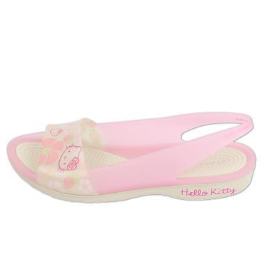 Crocs Color Block hello kitty