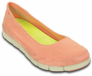 Stretch Sole Flat W