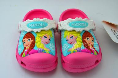 crocs Frozen