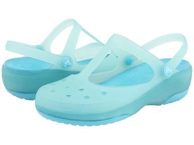 crocs carlie mary jane(หมด)