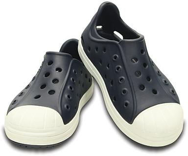 Crocs bump it shoes.