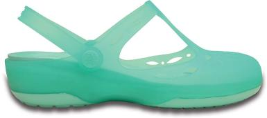 Crocs carlie cut out clog
